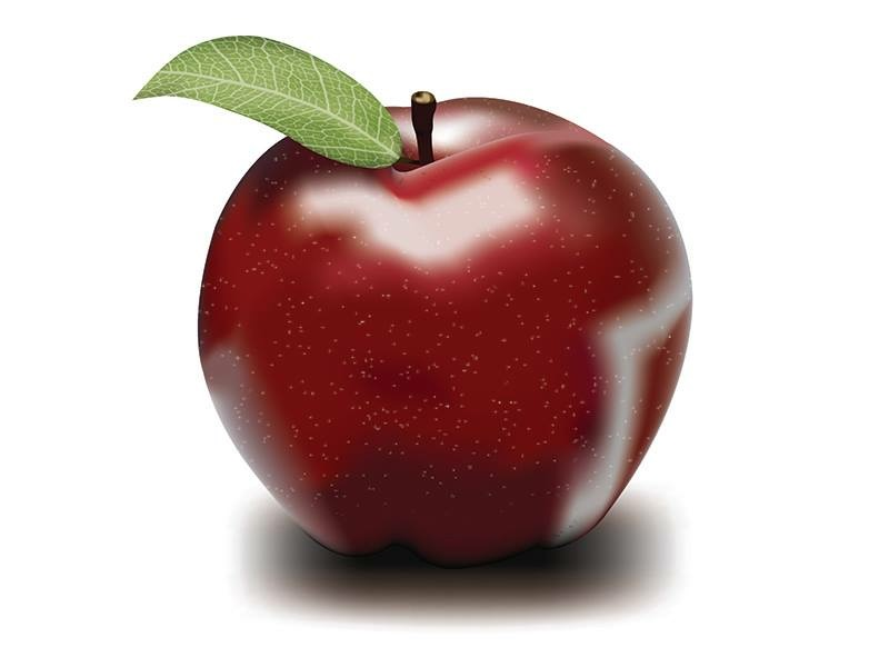 Good deisgn is in many ways similar to a good-looking apple