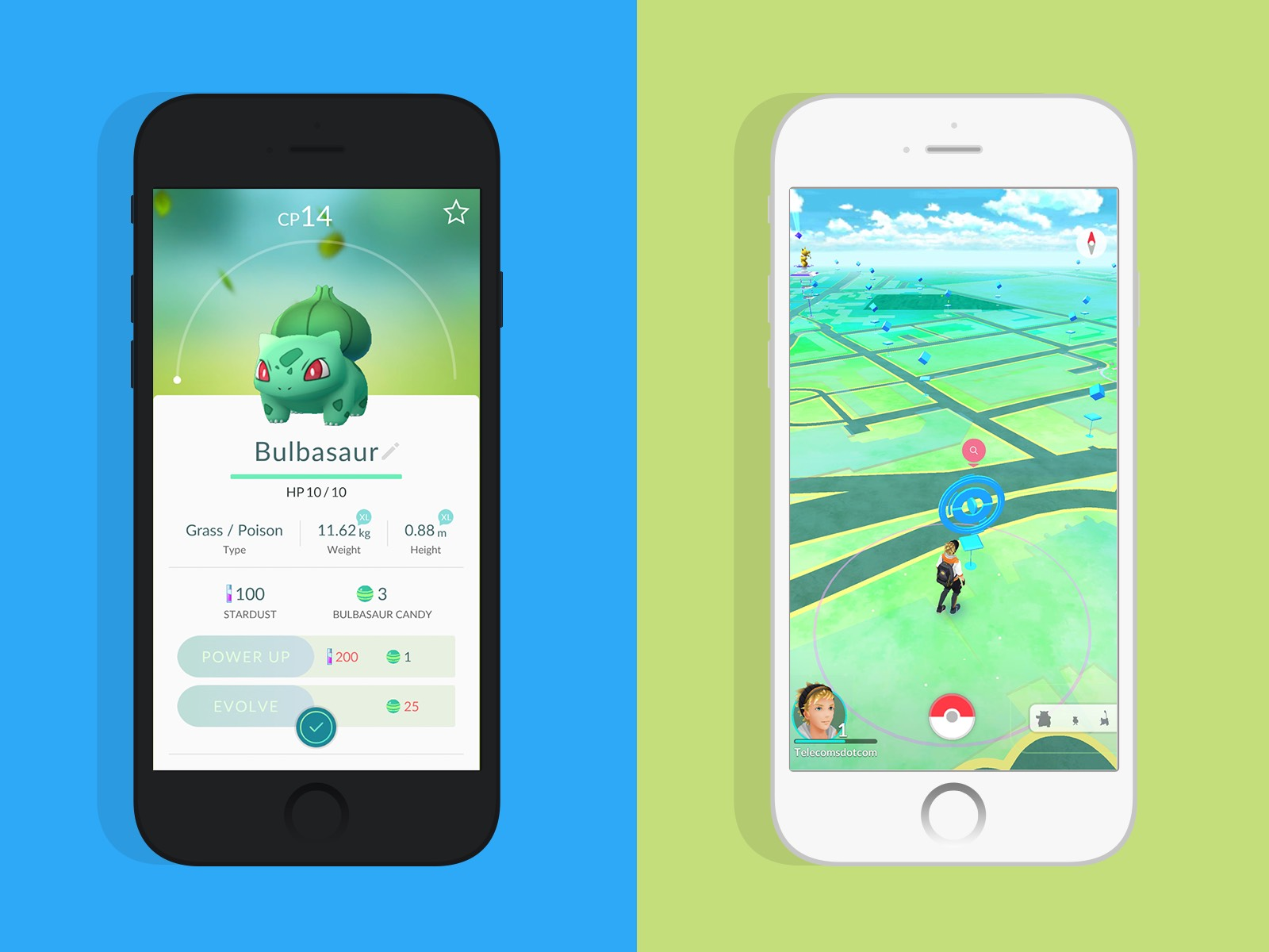The Augmented reality game PokemonGo has engaged more than a million users worldwide