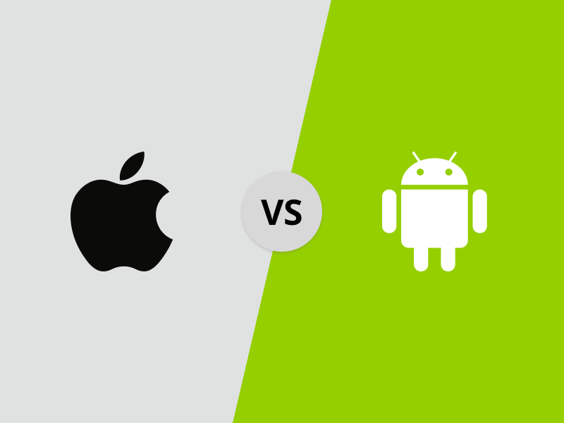 6 Differences Between iOS and Android App Development: Myths Vs Reality