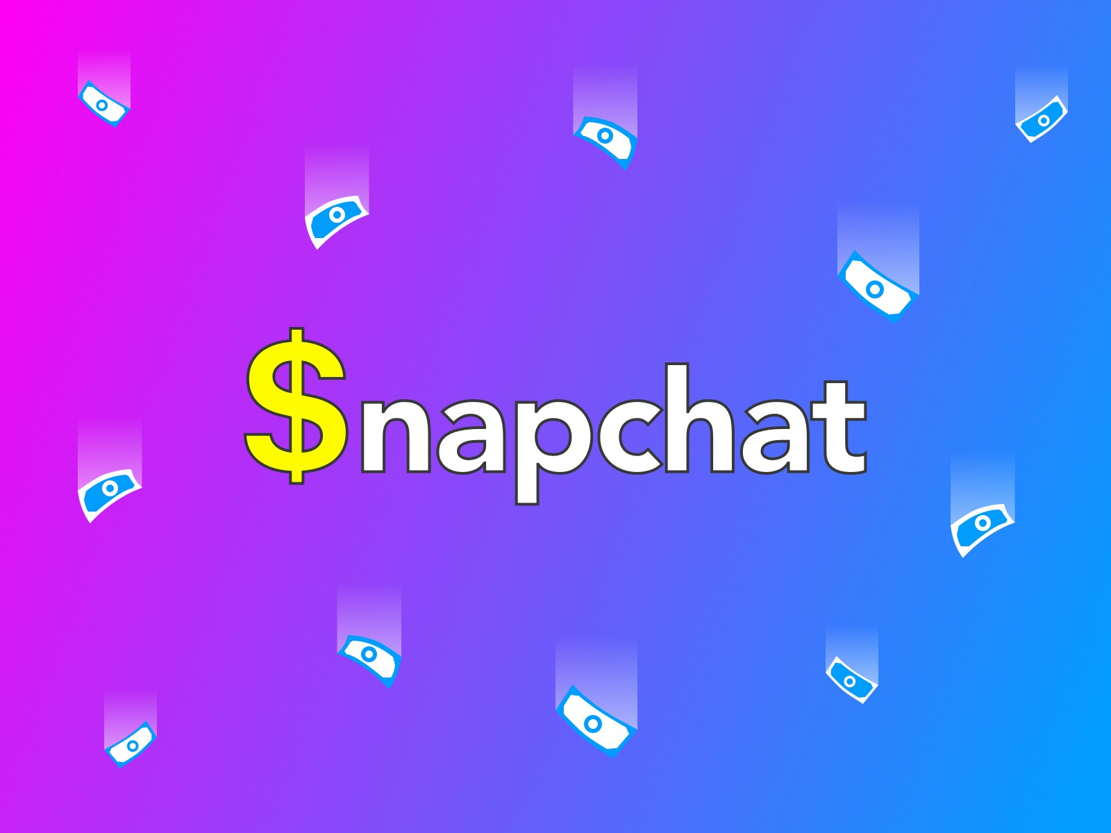 how to monetize Snapchat