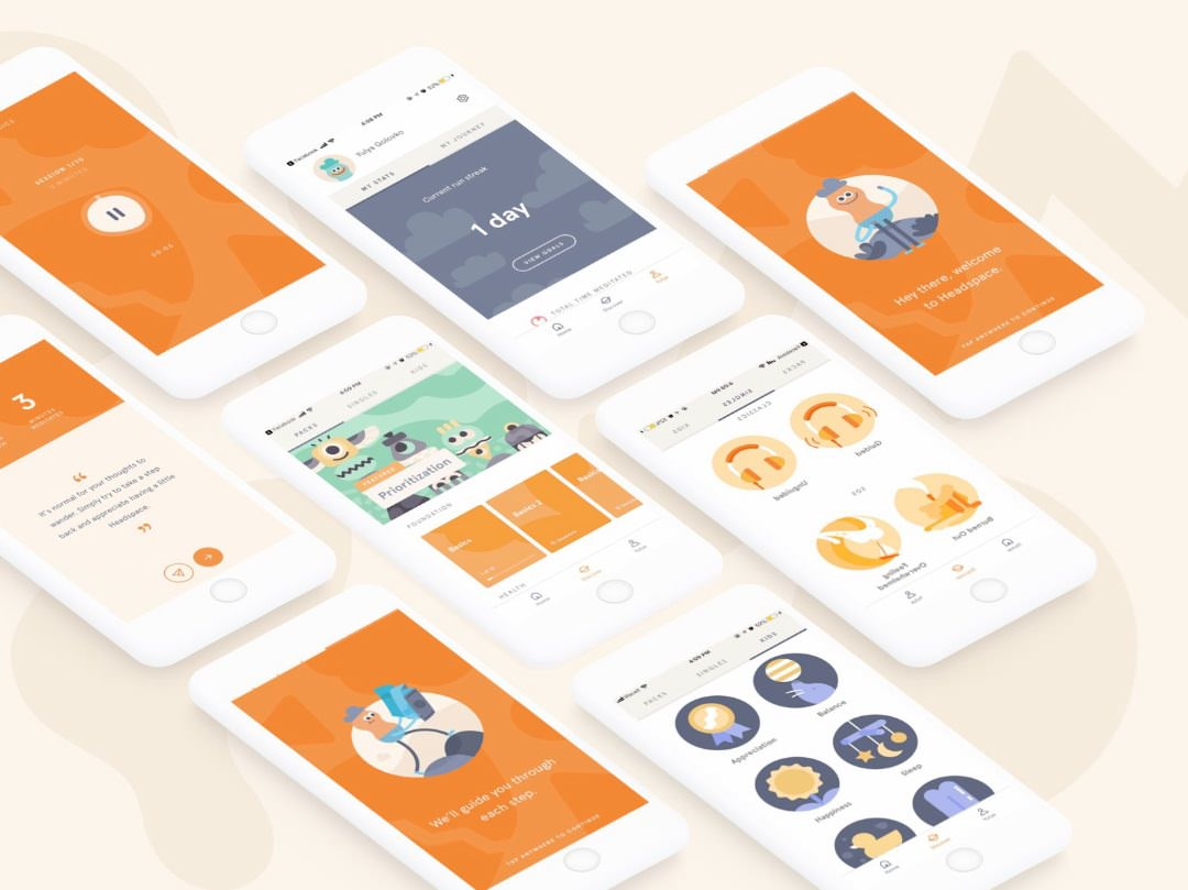 How much does the headspace app cost