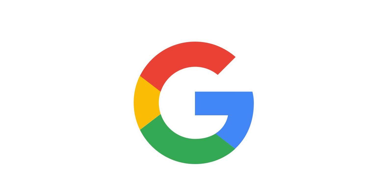 google pictorial logo