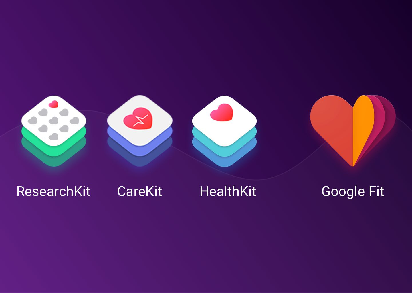 Google Fit and Apple Health & Research Kits for Health and Fitness App Development