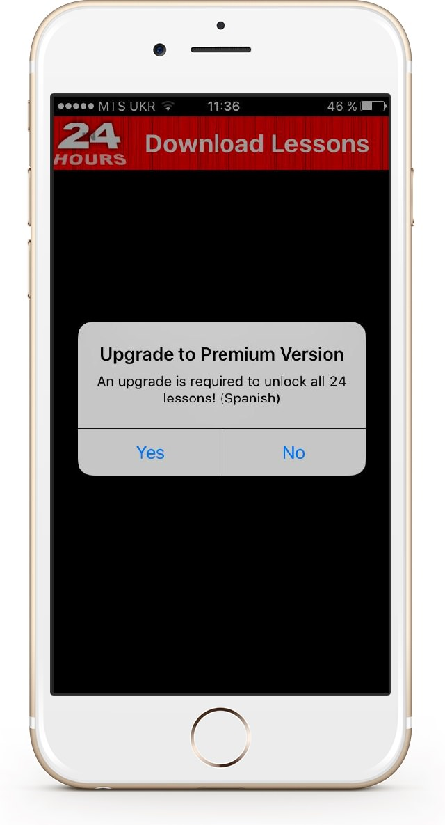 Premium version usually offers subscription with weekly/mothly/yearly payments