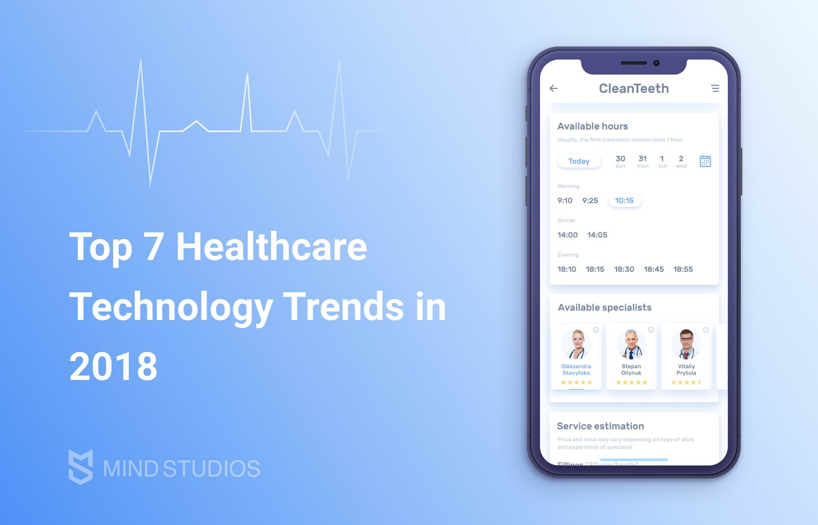 Top 7 Healthcare Technology Trends in 2019