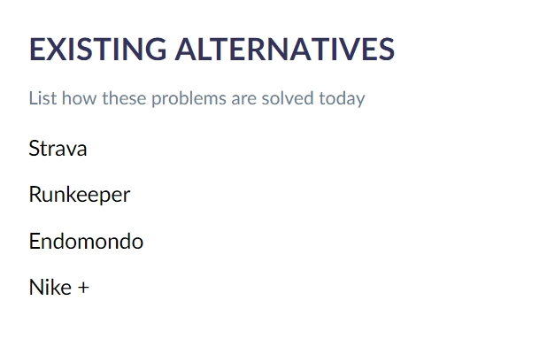 existing alternatives img