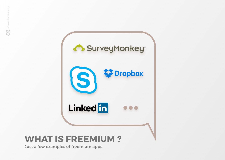 freemium model mobile apps