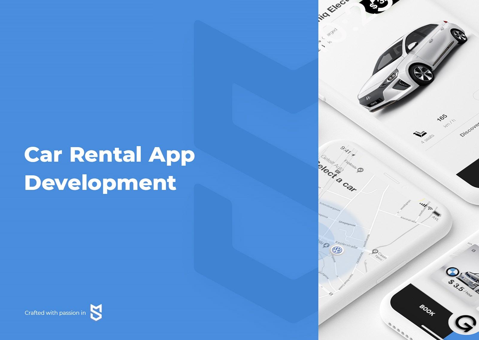 How to Make Car Rental App like Turo, Avis or Hertz? - Mind