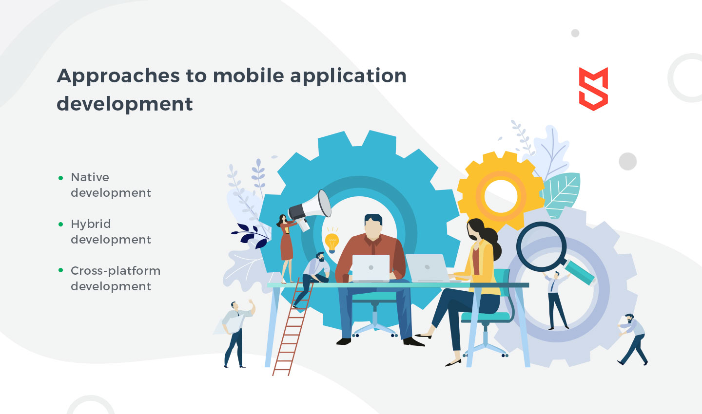 Approaches to mobile application development