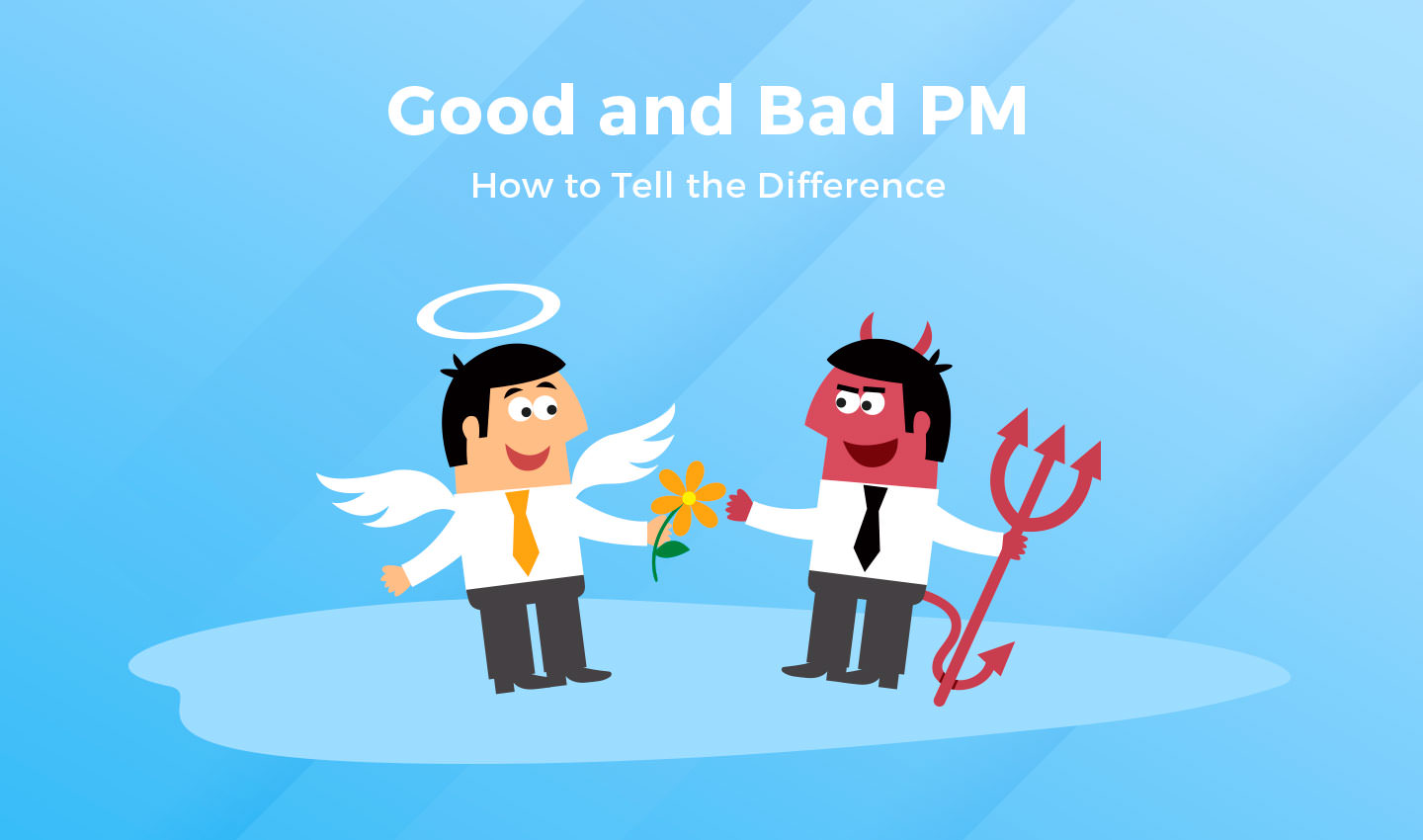 Good vs bad PMs