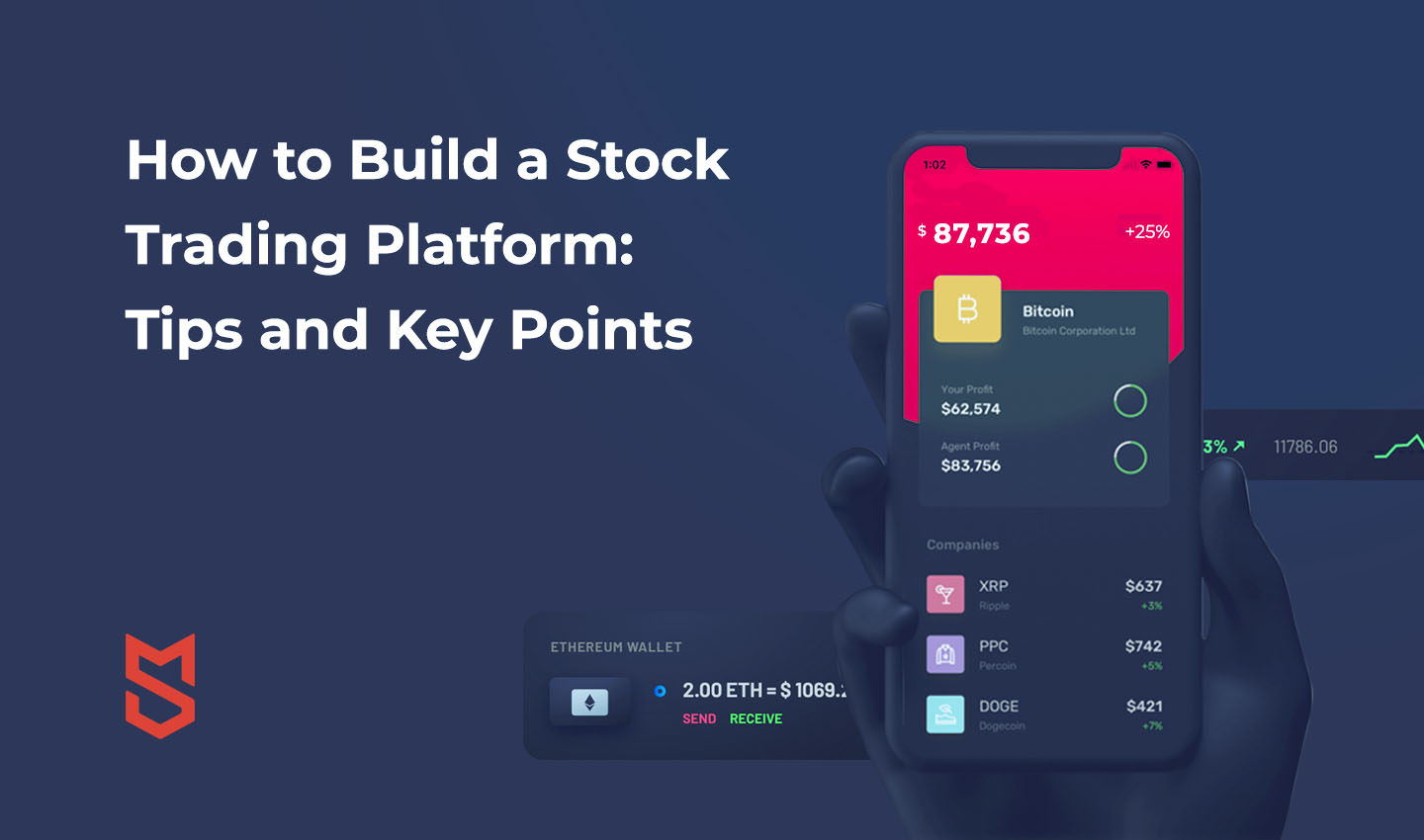 How to Build a Stock Trading Platform: Tips and Key Points