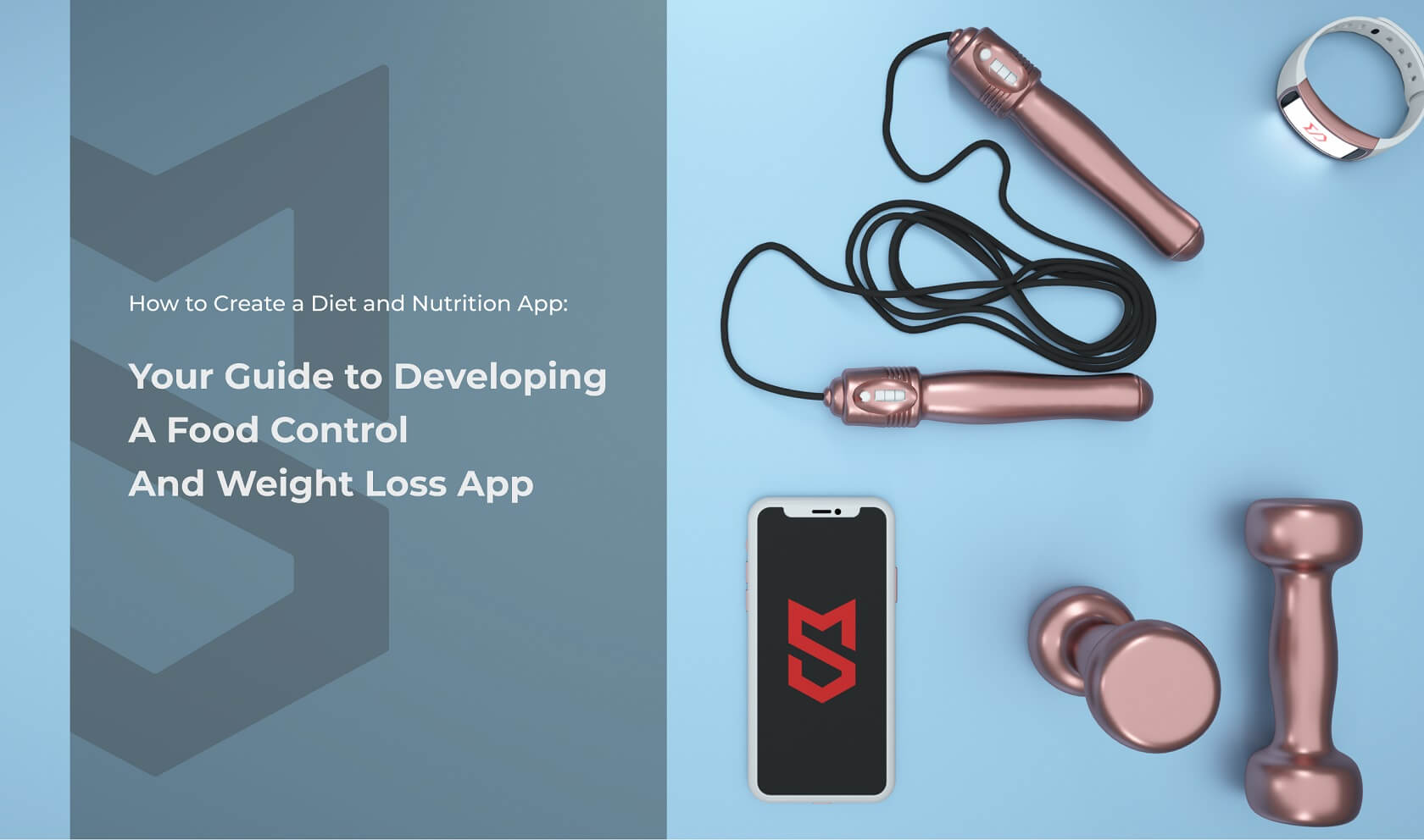 How to Create a Diet and Nutrition App: Your Guide to Developing a Food Control and Weight Loss App