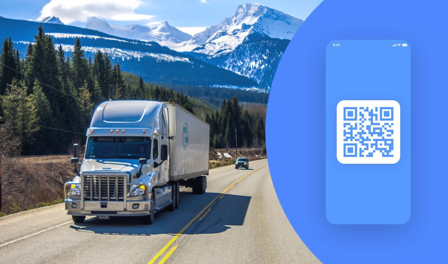 Extra features for uber for trucking app