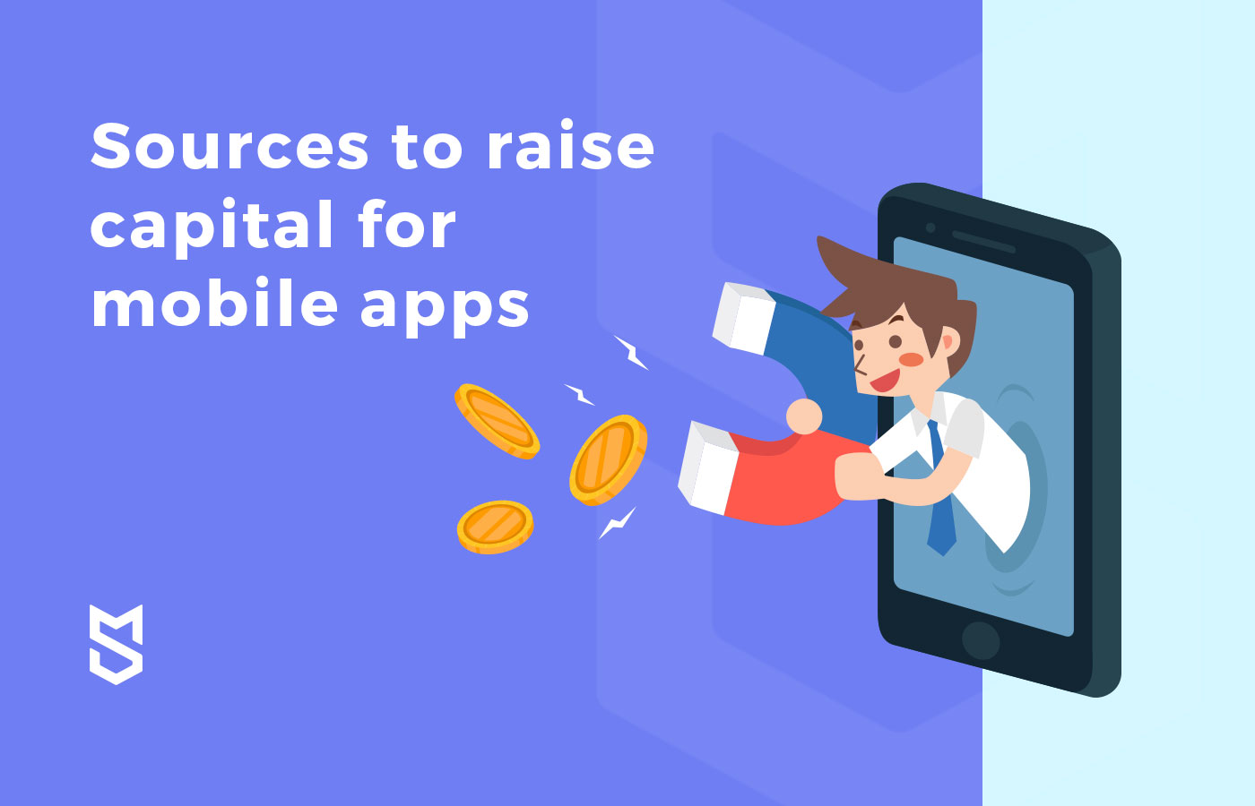 Sources to raise capital for mobile apps