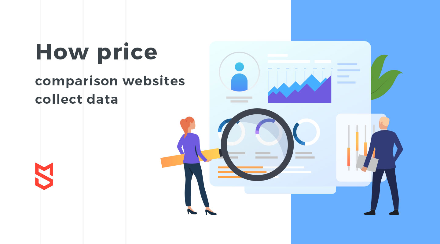 price comparison websites collect data