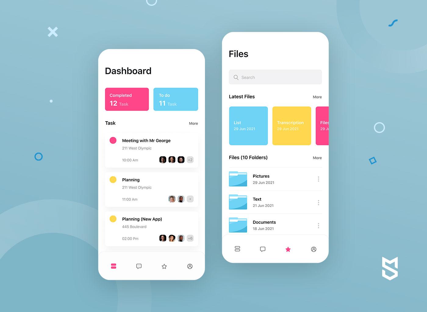 CRM mobile app development