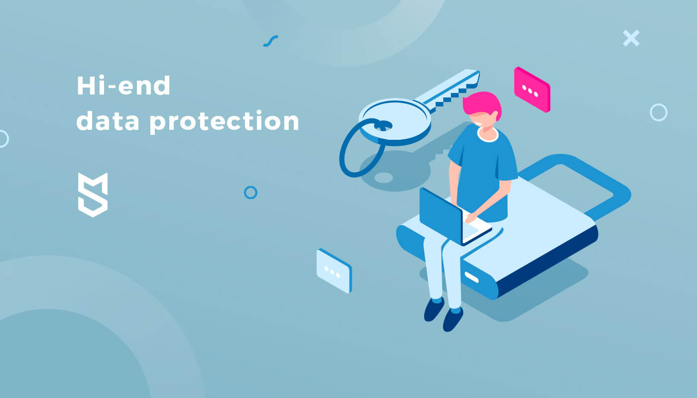 High-end data protection