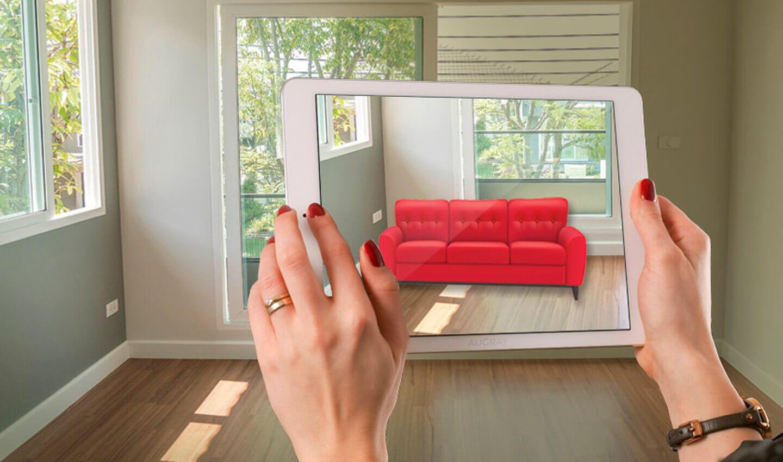 IKEA Place like app development