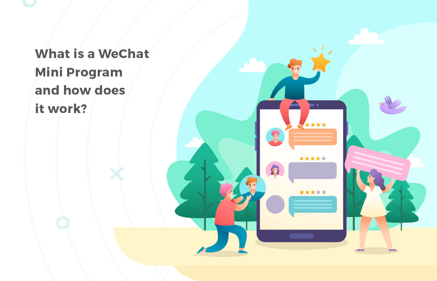 What is a WeChat Mini Program and how does it work