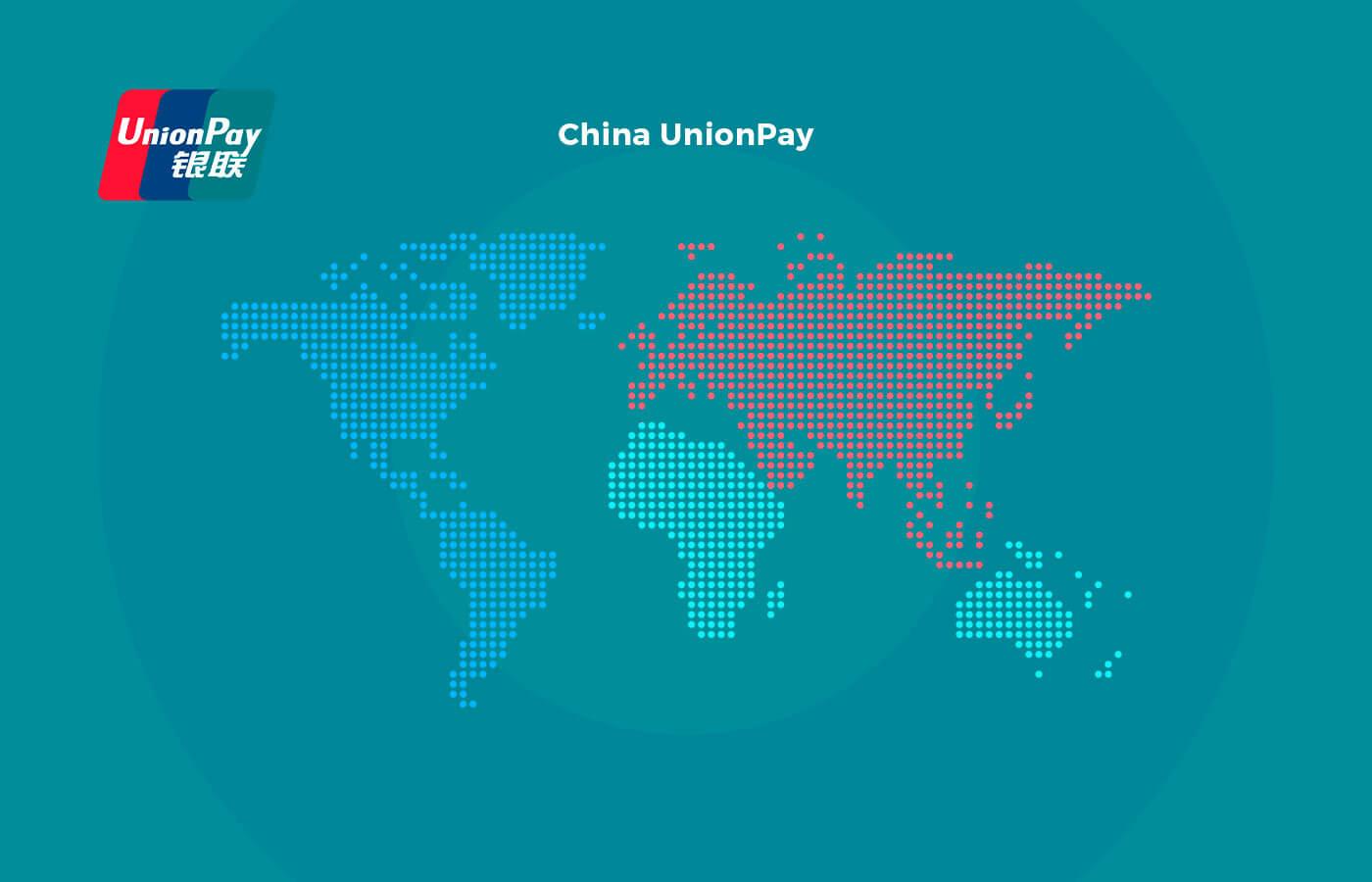 China UnionPay outside China