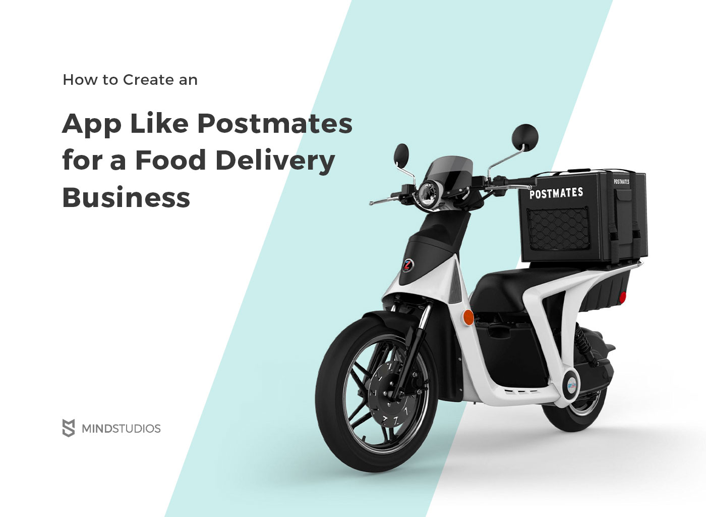 How to Create an App Like Postmates for a Food Delivery Business