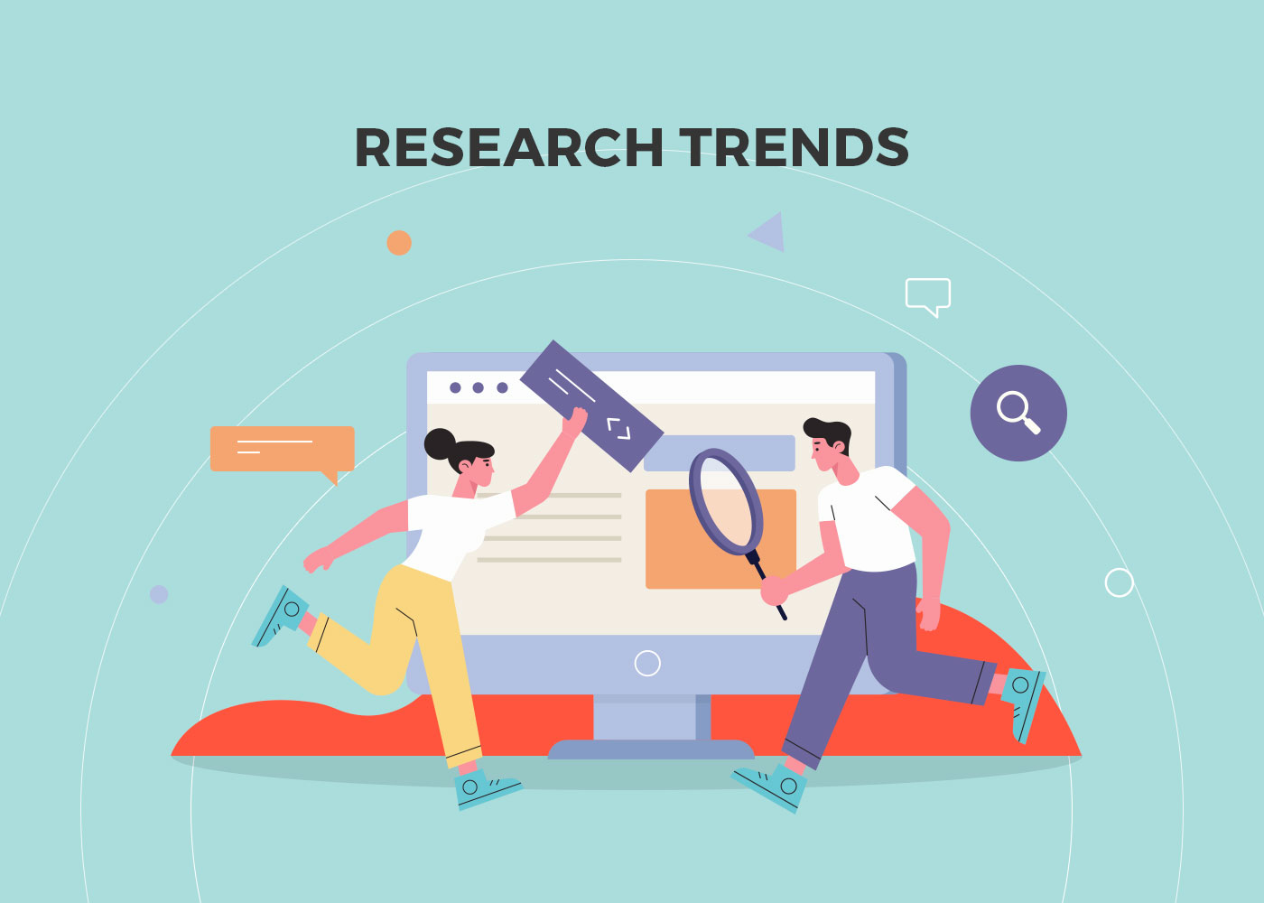 Research trends for food ordering app development