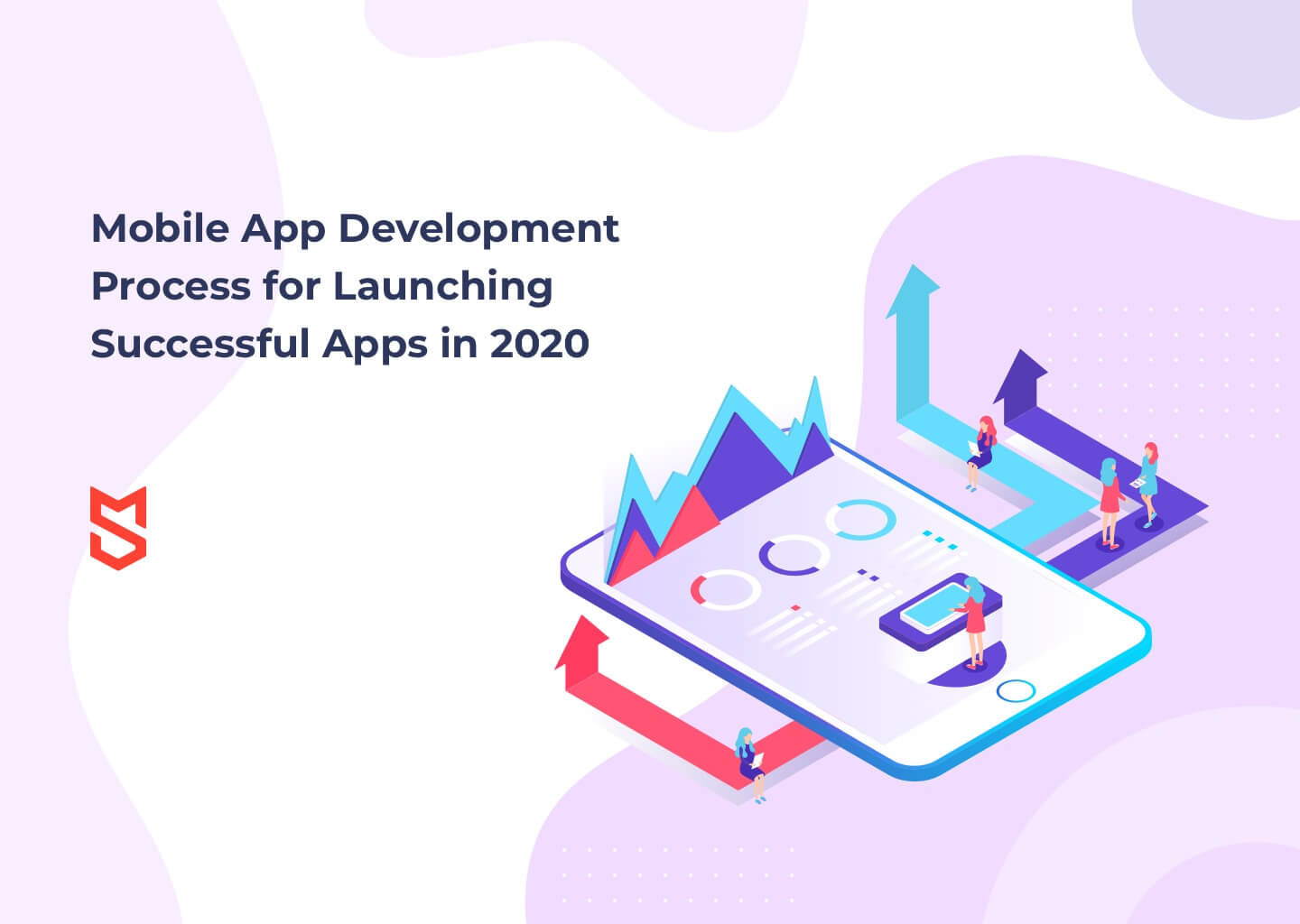 Mobile App Development Process for Launching Successful Apps in 2020