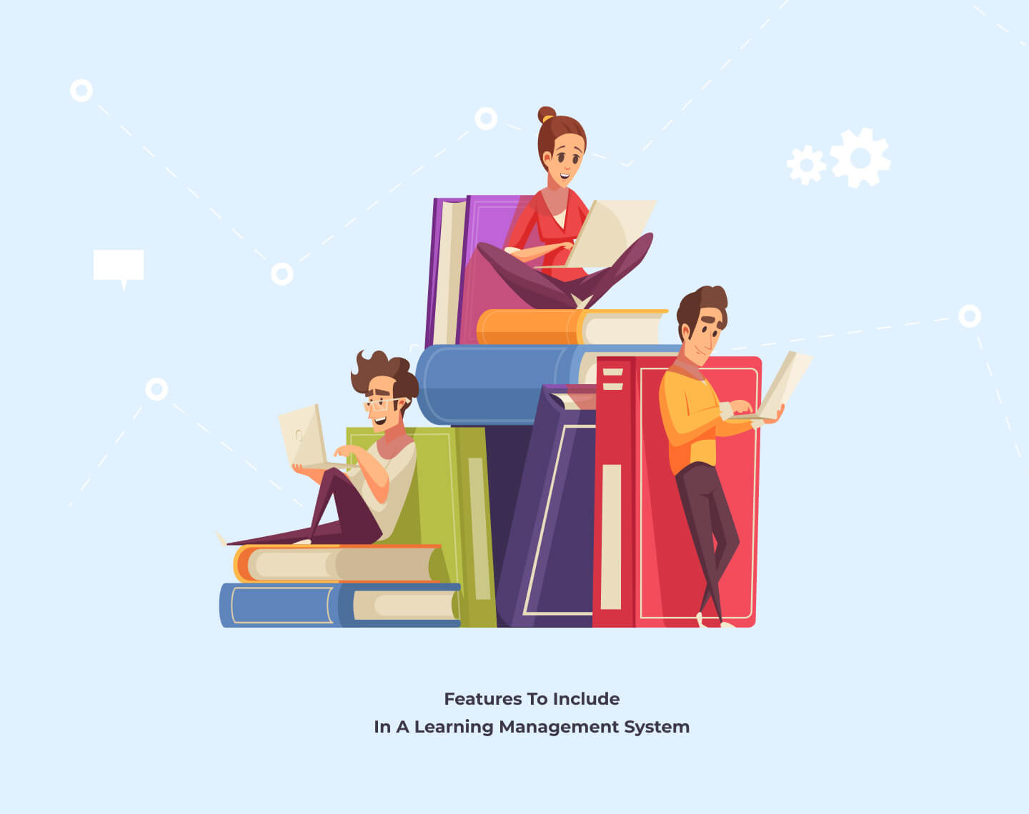 Features to include in a learning management system