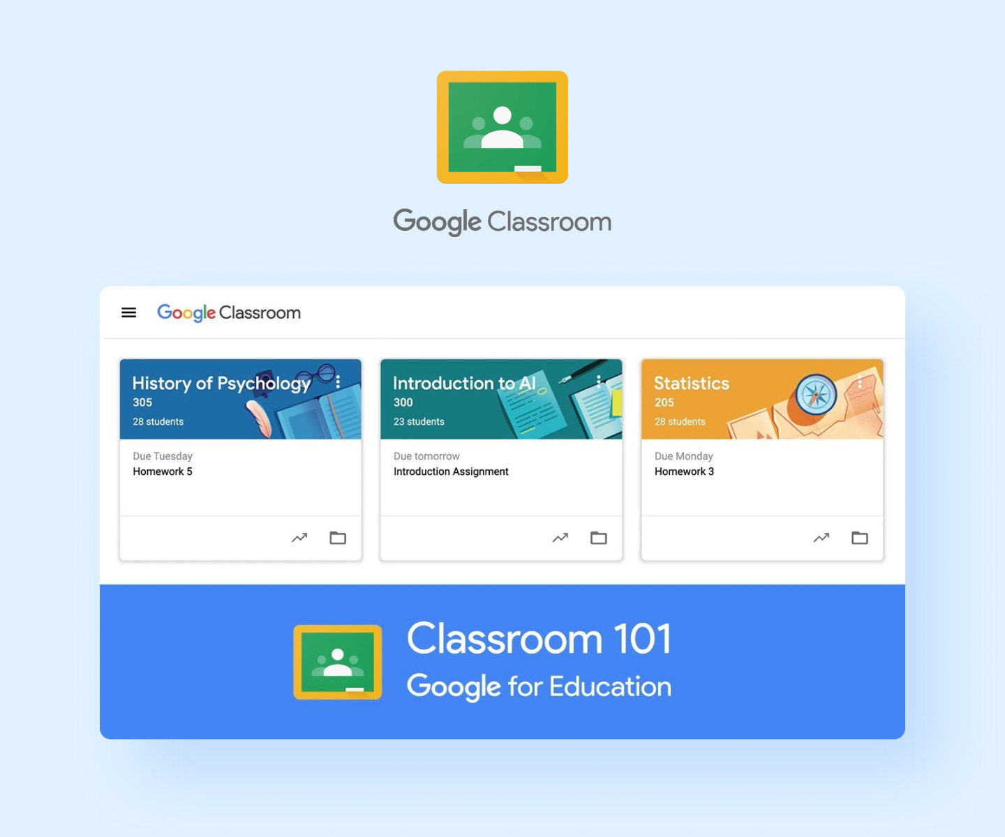 How To Make A Learning Management System Like Google Classroom Mind Studios