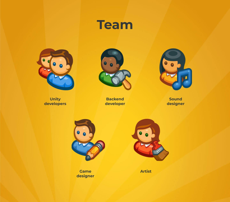 tycoon game development team