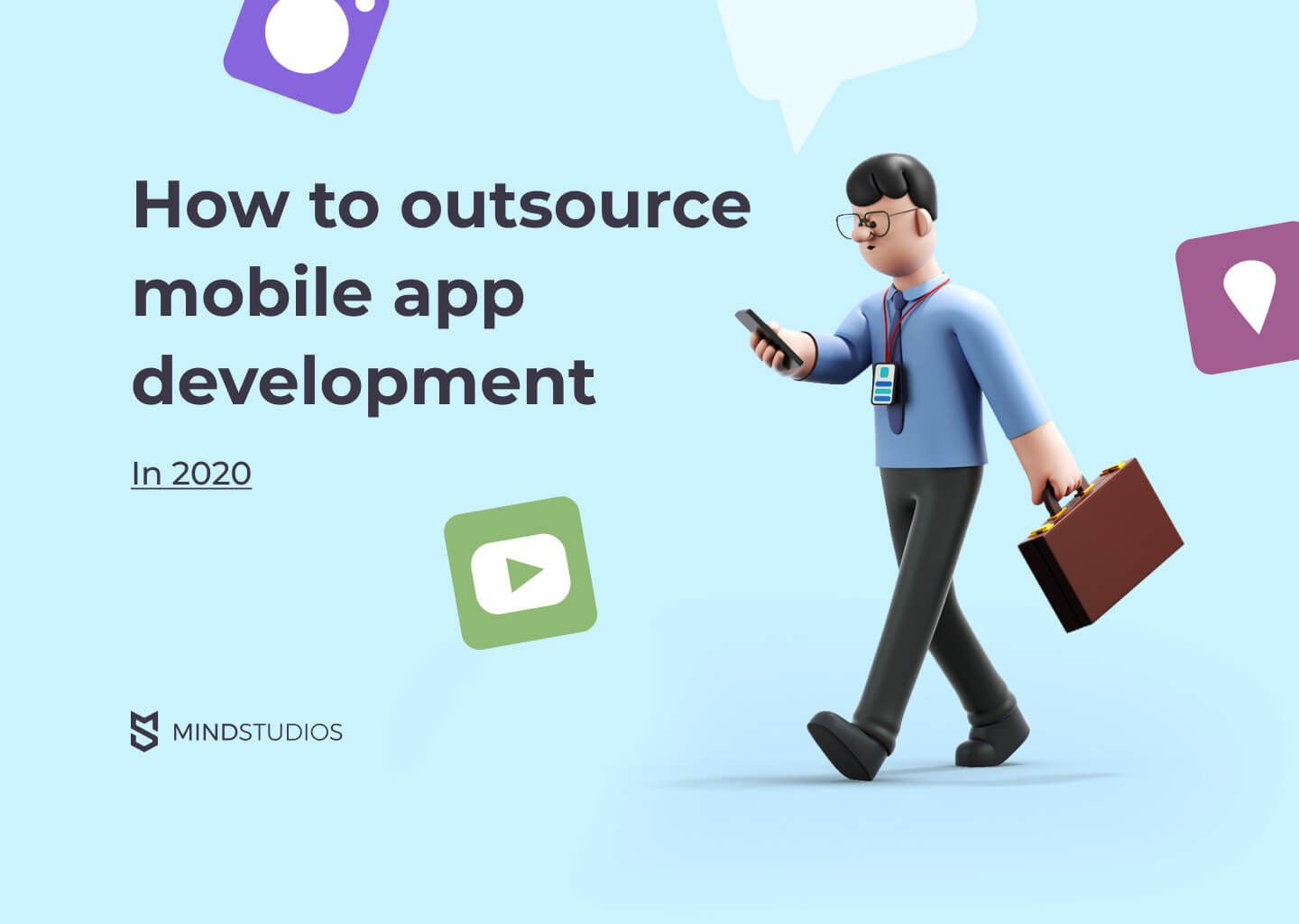How to Outsource Mobile App Development in 2020