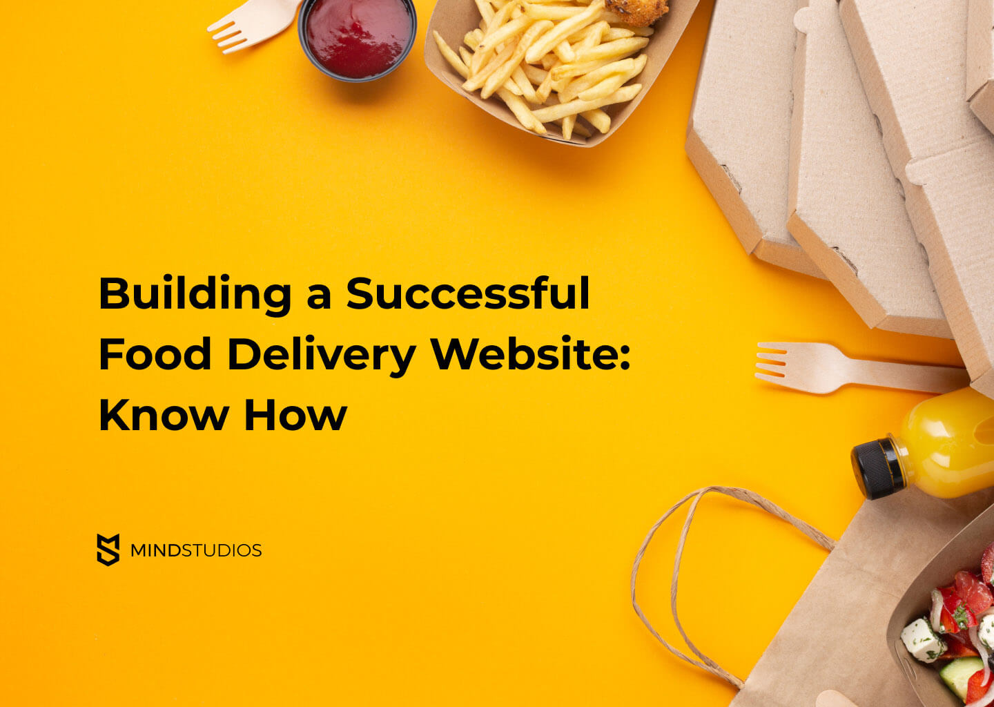 Building a Successful Food Delivery Website: Know How