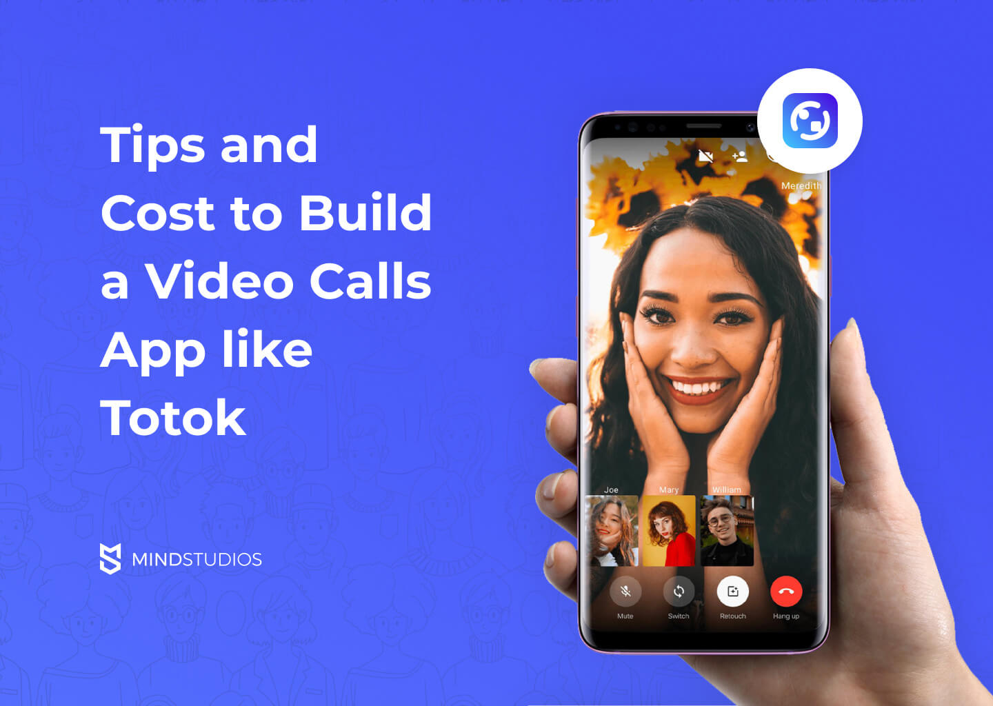 Tips and Cost to Build a Video Calls App like Totok