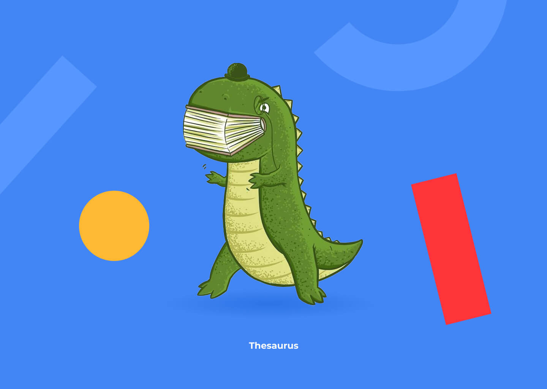 written by thesaurus