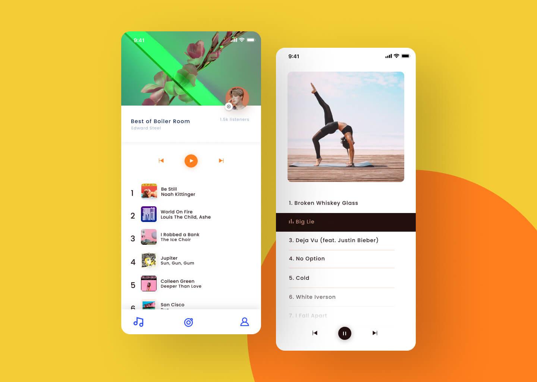 meditation app MVP