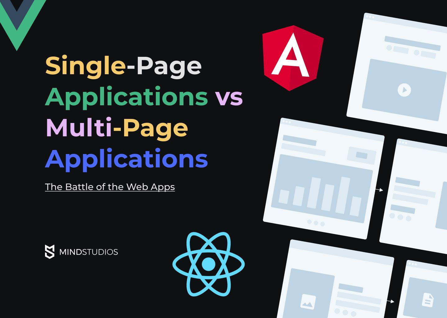 Single-Page Applications vs Multi-Page Applications: The Battle of the Web Apps