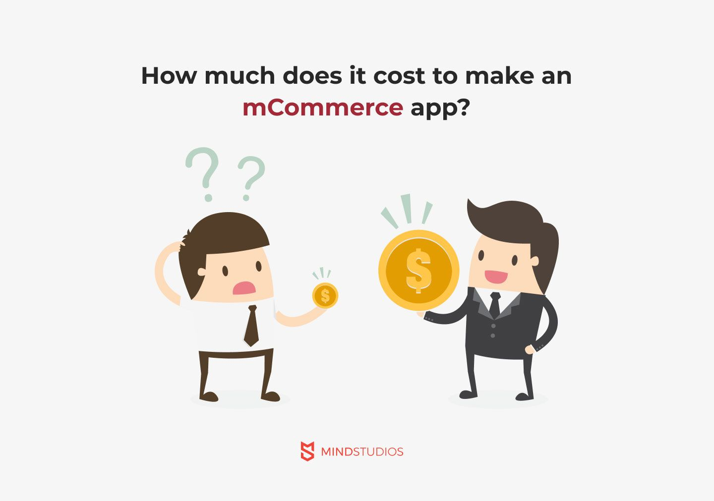 cost to make an m-Commerce app