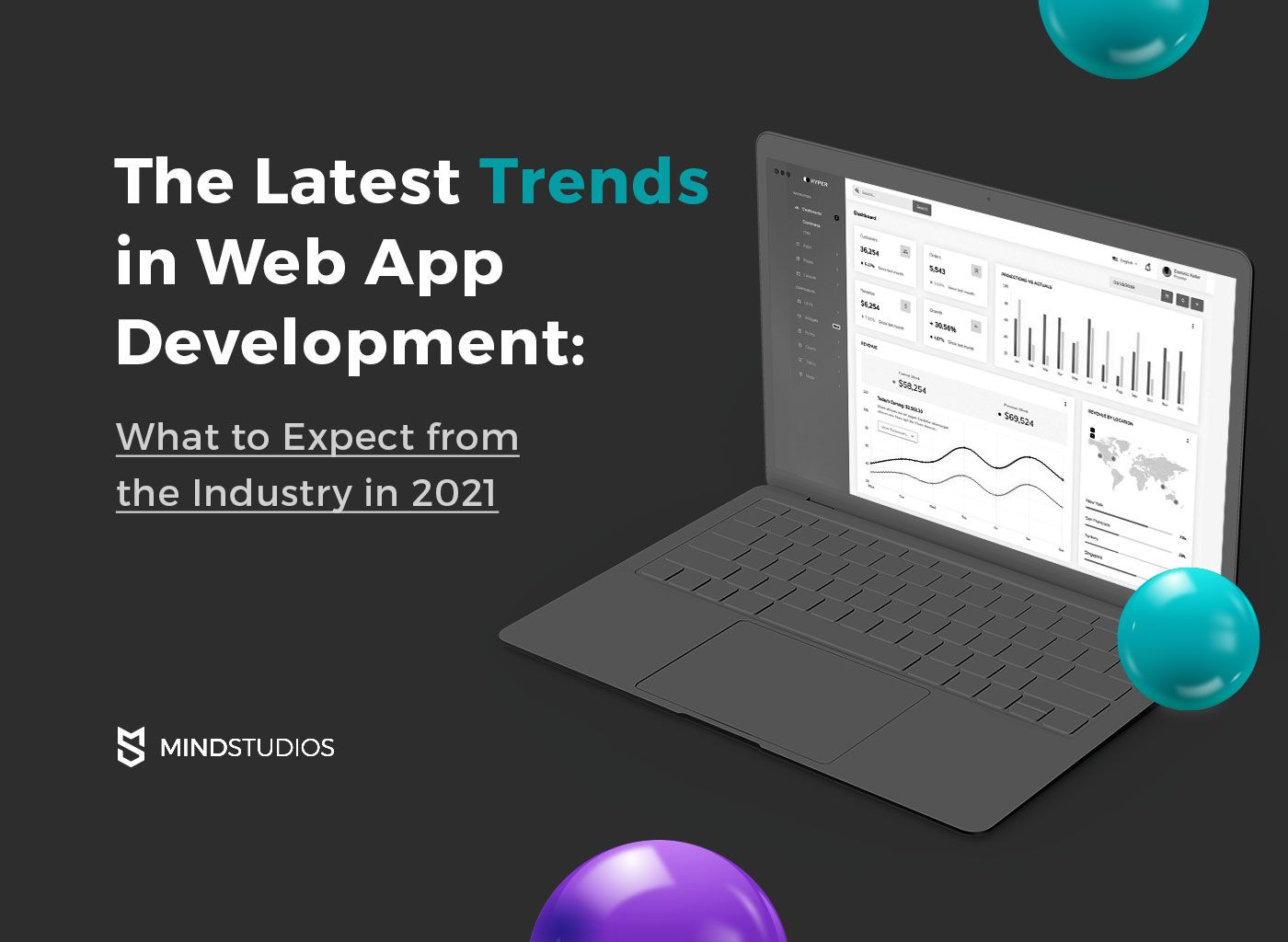 The Latest Trends in Web App Development for 2021: What to Expect from the Industry