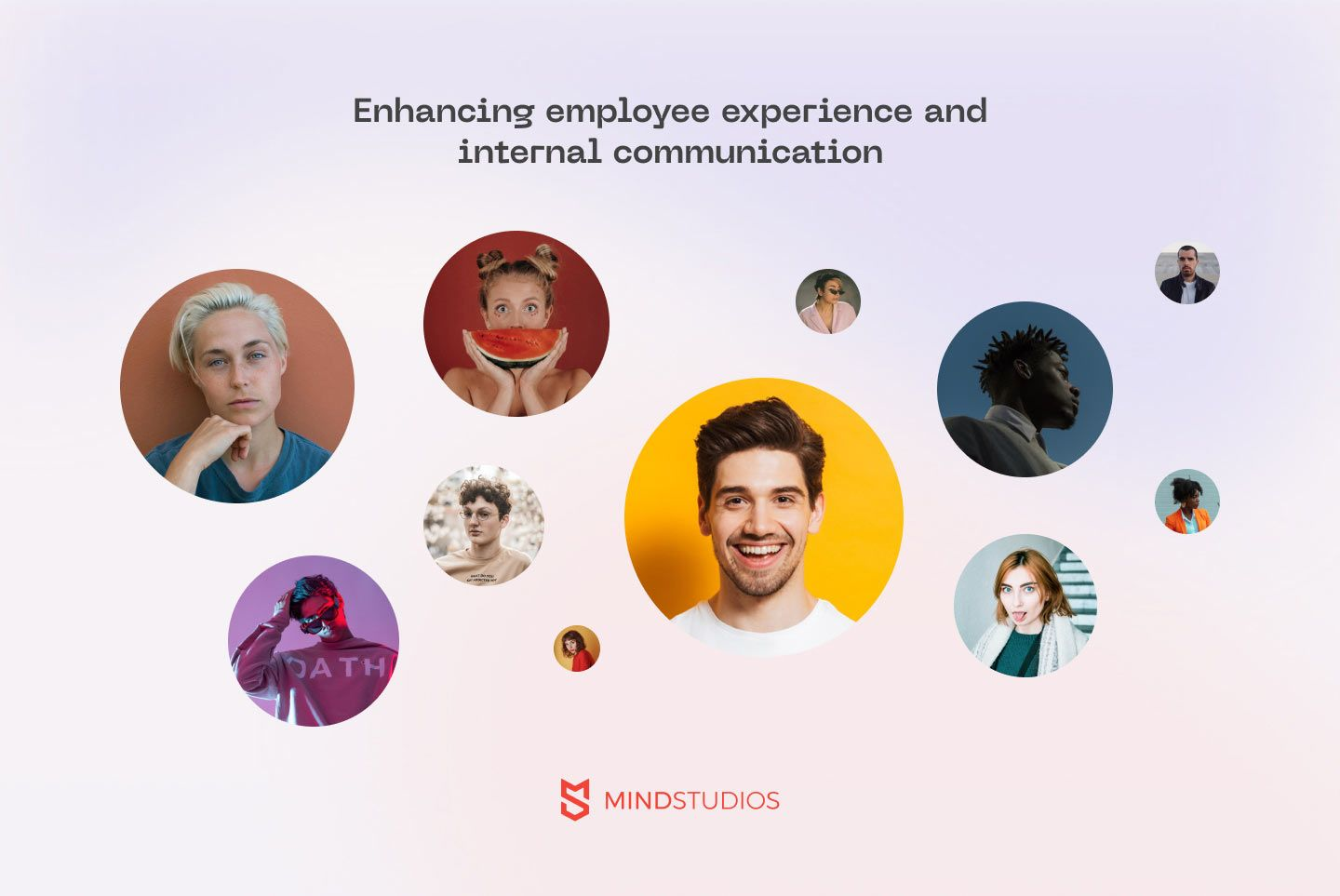 Enhancing employee experience and internal communication
