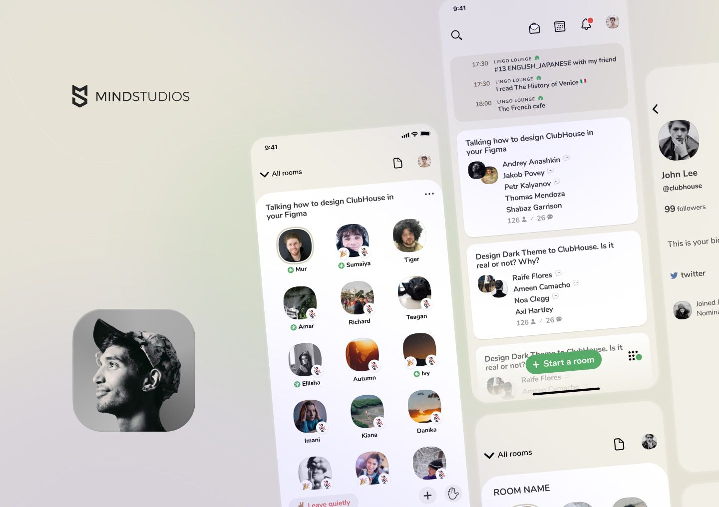 How to Make an App like ClubHouse