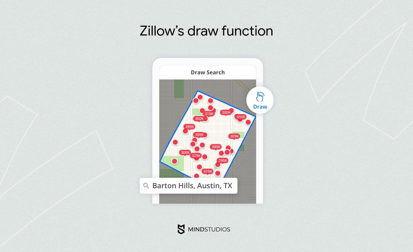 Zillow's draw function