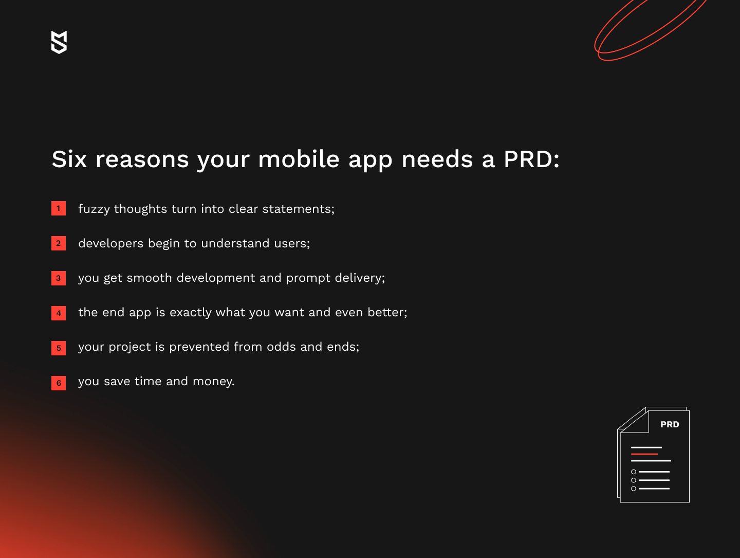 Six reasons your mobile app needs a prd