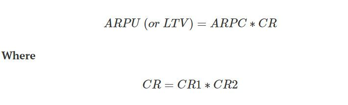 ARPC calculation example 2