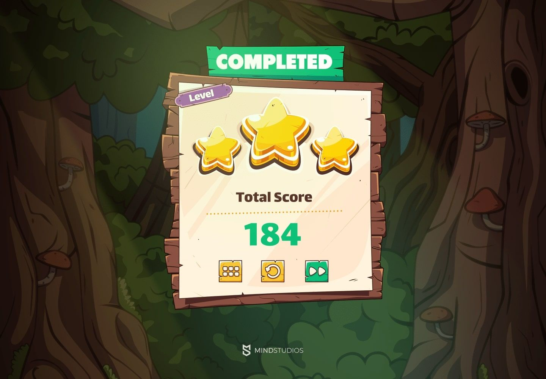 Educational game rewards